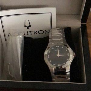 Men's watch, acutron by bulbs